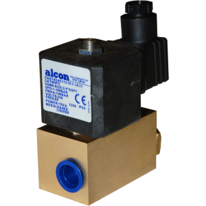 ALCON HP SERIES- HIGH PRESSURE 2/2 WAY SOLENOID VALVE