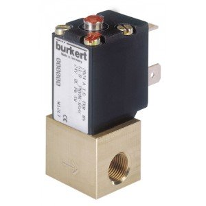 BURKERT TYPE 2824 - DIRECT ACTING LOW FLOW PROPORTIONAL CONTROL VALVE