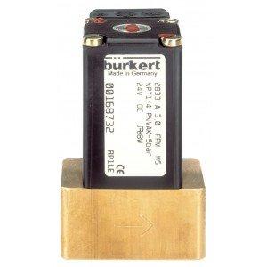 BURKERT TYPE 2833 - GENERAL PURPOSE PROPORTIONAL SOLENOID CONTROL VALVE