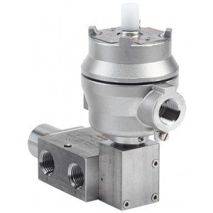 MIDLAND ACS MODEL 1600 - STAINLESS STEEL SPOOL VALVE