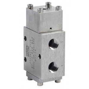 MIDLAND ACS MODEL 1750 - STAINLESS STEEL POPPET VALVE