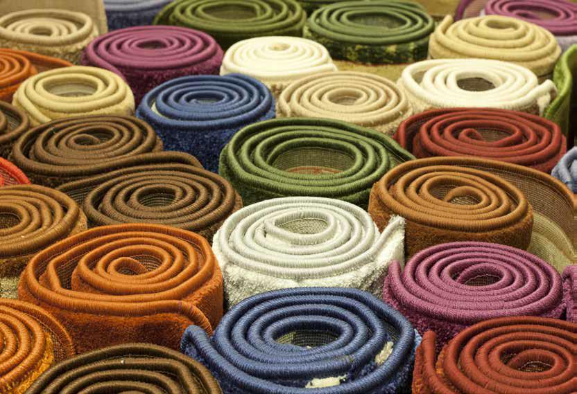 Flow Monitoring Of Carpet Colour Dye Solutions