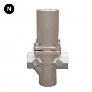 VALFONTA BACK PRESSURE REGULATOR / EXCESS PRESSURE REGULATORSERIES PRV53