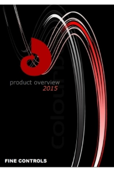 Fine Controls Product Overview 2015