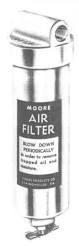SIEMENS MOORE PRODUCTS - Model 2306 Instrument Air Filter