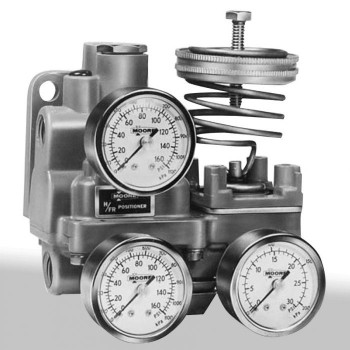 SIEMENS MOORE PRODUCTS Series 74G Pneumatic Valve Positioner