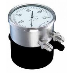 BOURDON MX-MZ-MT-MQ - DIFFERENTIAL BELLOWS PRESSURE GAUGE