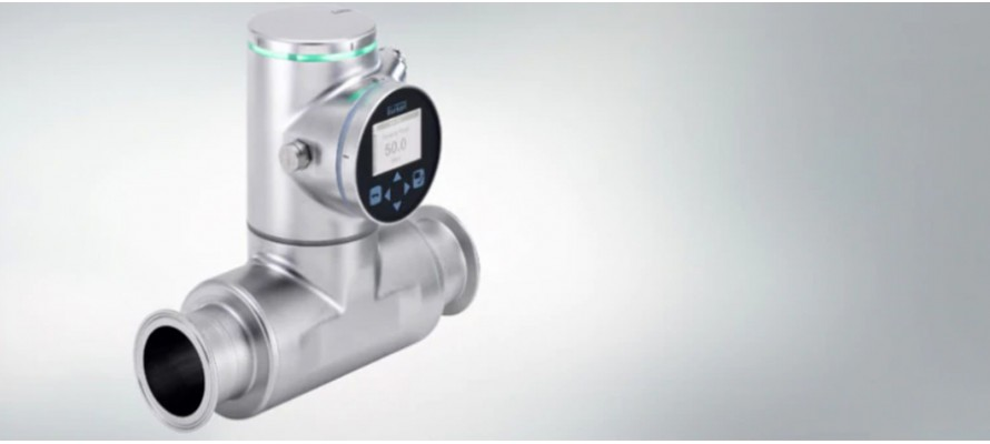 Burkert FLOWave Flow Sensor
