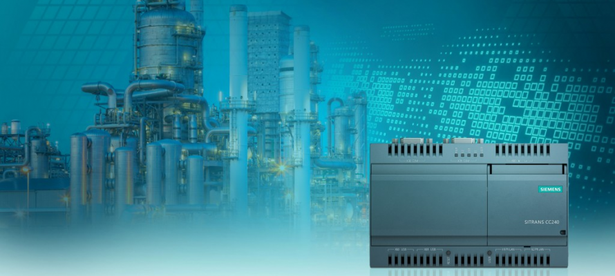 Siemens SITRANS IQ/CC240 – New IOT Gateway for HART based Field Devices
