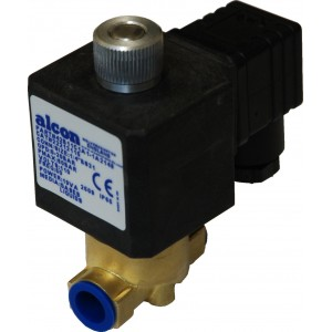 ALCON 22 SERIES - DIRECT ACTING 2/2 WAY SOLENOID VALVE