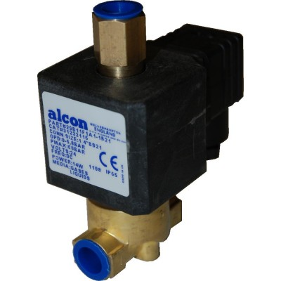 ALCON 31/32/33 SERIES - GENERAL PURPOSE 3/2 WAY SOLENOID VALVE