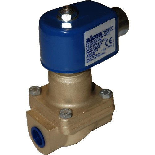 Alcon Cryogenic Solenoid Valves