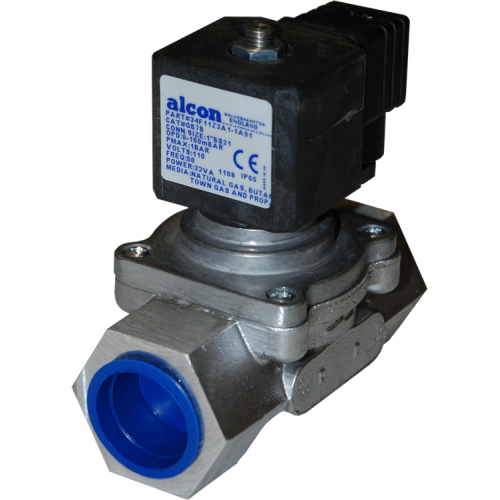 Alcon Gas Approved Solenoid Valves