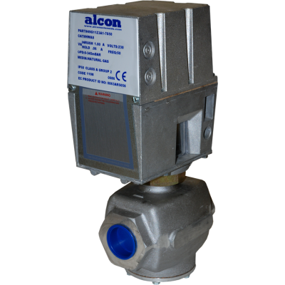 ALCON HWA SERIES - GAS APPROVED SOLENOID VALVE