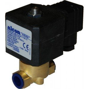 ALCON 21 SERIES - COMPACT 2/2 WAY SOLENOID VALVE