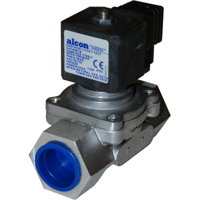 ALCON GB SERIES - STANDARD GAS APPROVED SOLENOID VALVE