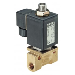 BURKERT TYPE 355 - 3/2 WAY COMPACT SOLENOID