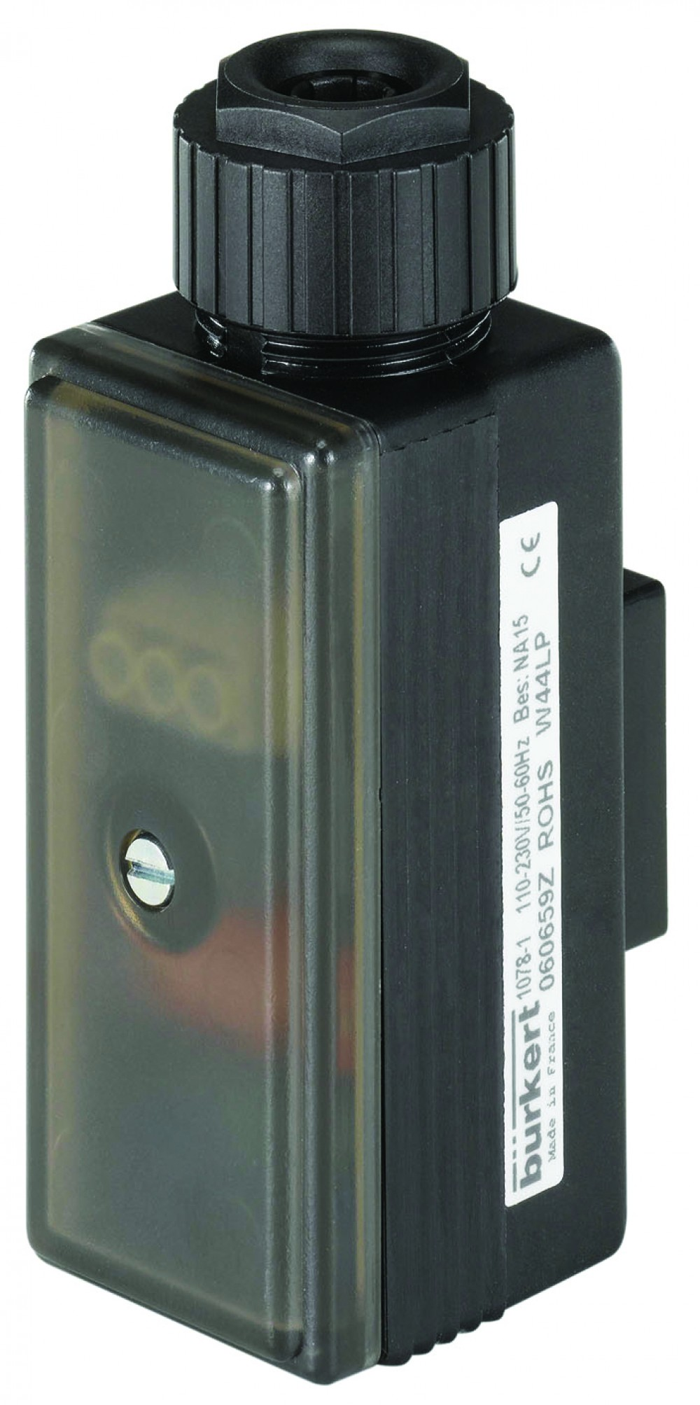 BURKERT TYPE 1078-1 - TIMER UNIT FOR VALVE CONTROL  This Product is no longer available and has been replaced by type 1087 timer