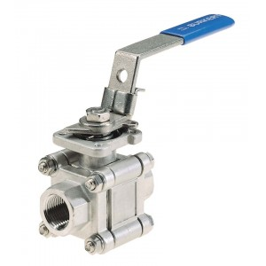 BURKERT TYPE 2654 - QUARTER TURN BALL VALVE