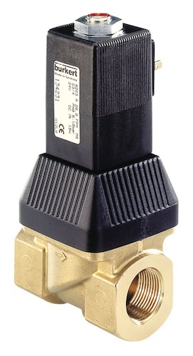 BURKERT TYPE 6223 - PROPORTIONAL VALVE WITH CONTROL ELECTRONICS