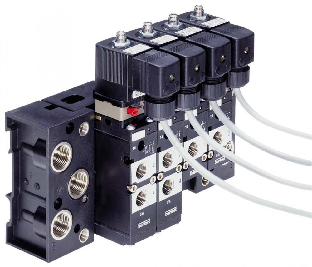 Burkert type  eex m manifold mount hazardous