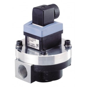 BURKERT TYPE 8070 - POSITIVE DISPLACEMENT FLOW SENSOR
