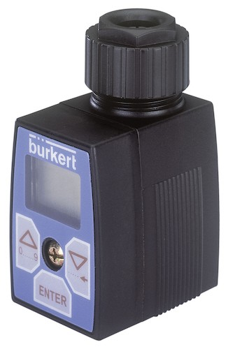 BURKERT TYPE 8605 - CONTROL ELECTRONICS FOR PROPORTIONAL VALVES