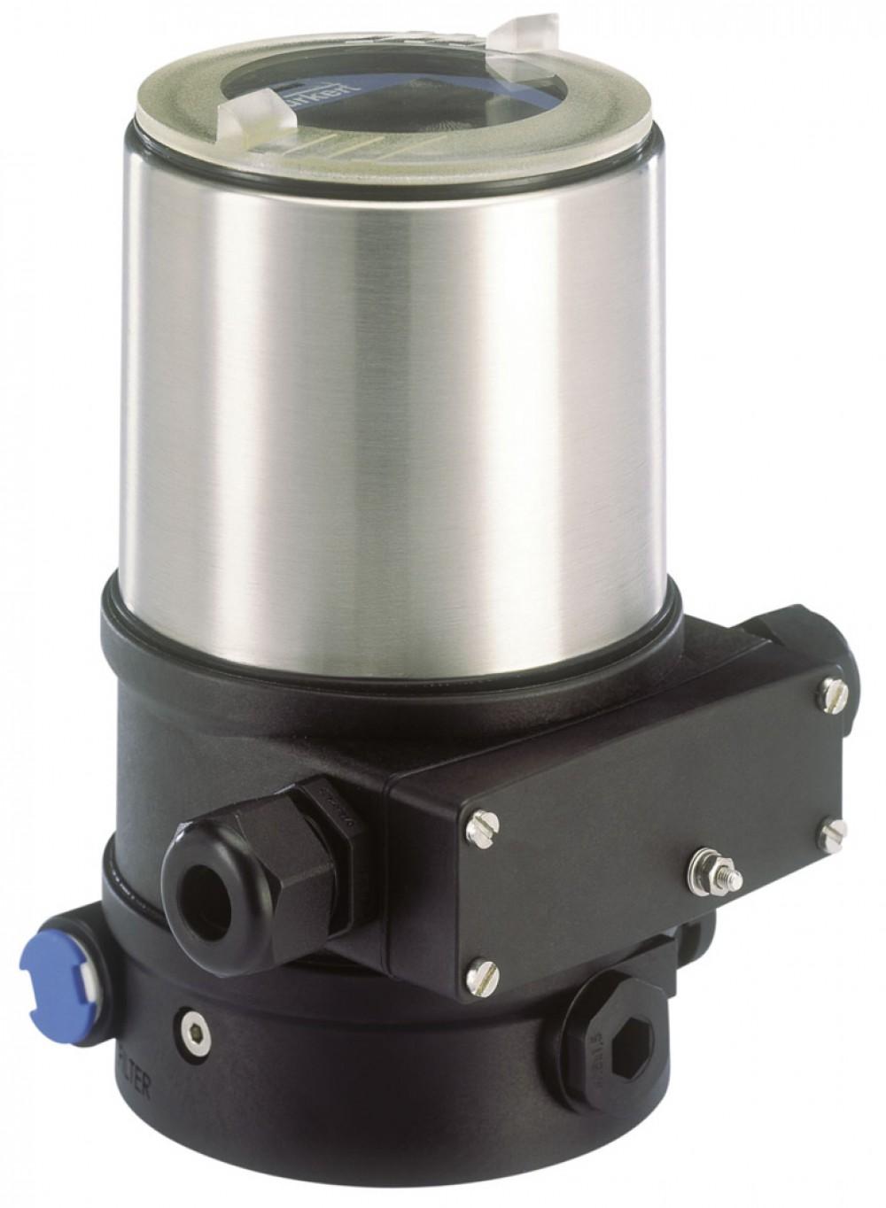 BURKERT TYPE 8693 - DIGITAL ELECTROPNUEMATIC PROCESS CONTROLLER