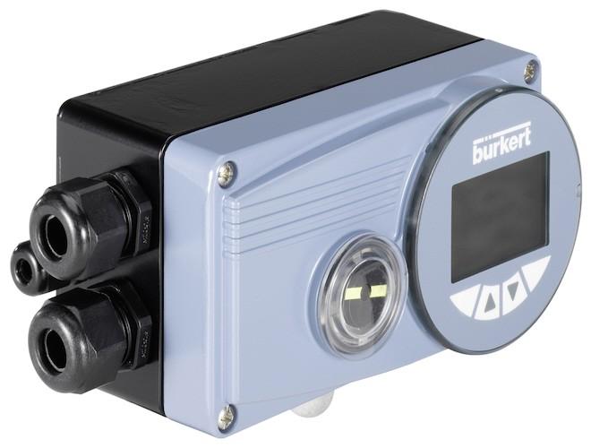 BURKERT TYPE 8793 - DIGITAL ELECTROPNUEMATIC PROCESS CONTROLLER