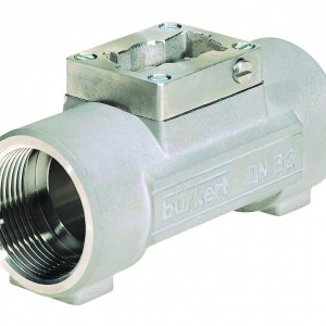 BURKERT TYPE S030 - INSERTION FITTING FOR FLOW MEASUREMENT
