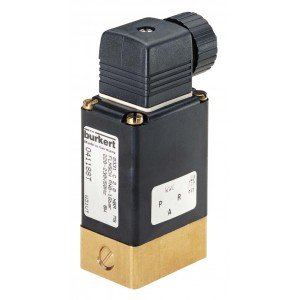 BURKERT TYPE 331 - SOLENOID VALVE WITH ISOLATING DIAPHRAGM