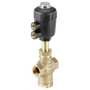 BURKERT TYPE 2002 - 3/2 WAY PISTON VALVE COMPACT VALVE