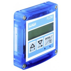BURKERT TYPE 8025 - DIGITAL FLOW TRANSMITTER