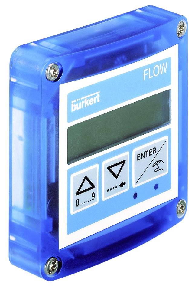 BURKERT TYPE 8025 - DIGITAL FLOW TRANSMITTER