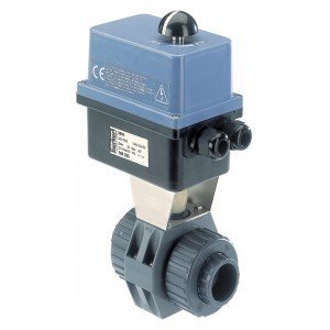 BURKERT TYPE 8804 - 2/2 & 3/2 WAY BALL VALVE WITH ELECTRIC ROTARY ACTUATOR