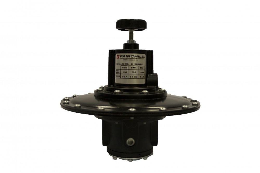 FAIRCHILD MODEL 4100A - HIGH FLOW/ LOW PRESSURE REGULATOR