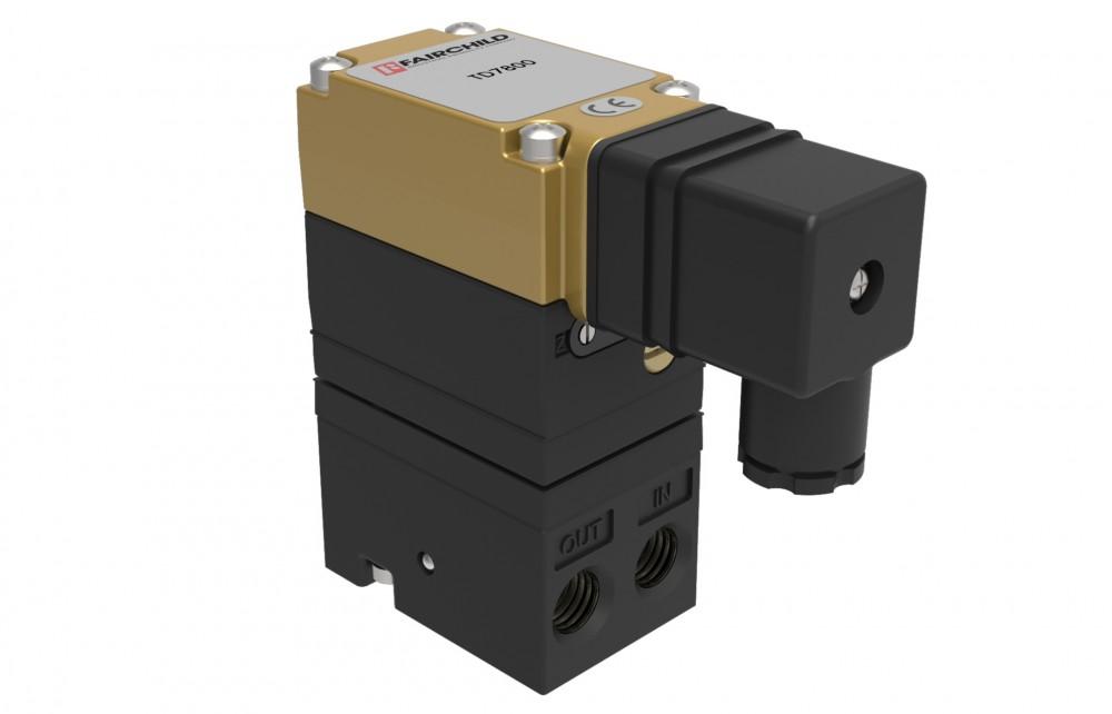 FAIRCHILD MODEL T7800 - I-P TRANSDUCER / CONVERTER