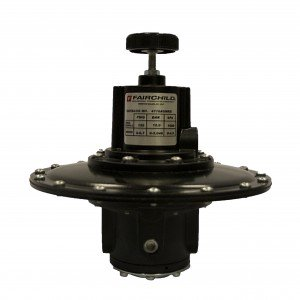 FAIRCHILD MODEL 4100A - HIGH FLOW/ LOW PRESSURE REGULATOR