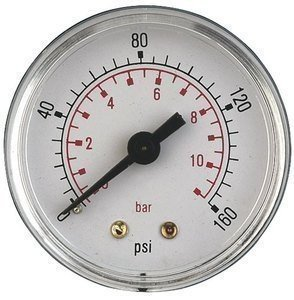 FAIRCHILD PRESSURE GAUGES