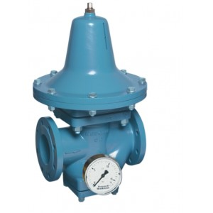 HONEYWELL D15NP PRESSURE REDUCING VALVE