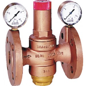 HONEYWELL D16 PRESSURE REDUCING VALVE
