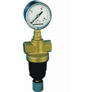 HONEYWELL D22 PRESSURE REDUCING VALVE