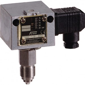 HONEYWELL DCM SERIES FEMA PRESSURE SWITCH