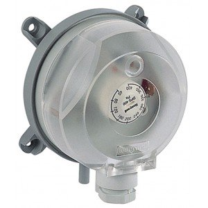 HONEYWELL DPS SERIES PRESSURE SWITCH