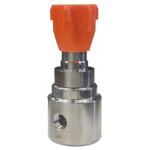 JORDAN VALVE JRH SERIES - HIGH PRESSURE REGULATOR