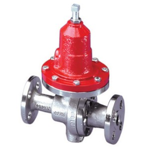 JORDAN VALVE MK 63 - DIFFERENTIAL PRESSURE REGULATOR