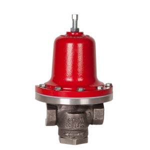 JORDAN VALVE MK 68 - CAGE GUIDED PRESSURE REGULATOR