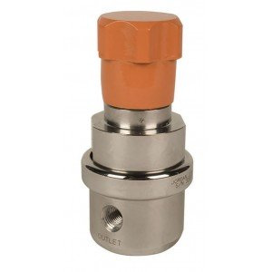 JORDAN VALVE JB SERIES - BACK PRESSURE HIGH PRESSURE REGULATOR