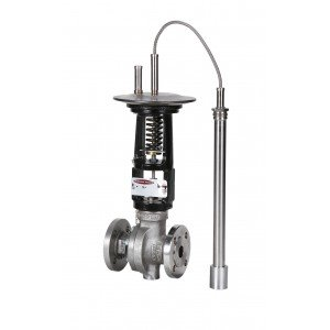 JORDAN VALVE MK 80 - SELF-OPERATED TEMPERATURE REGULATOR