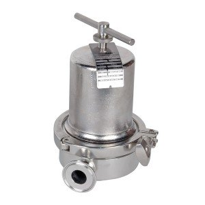 JORDAN VALVE MK 96 - SANITARY PRESSURE REGULATOR
